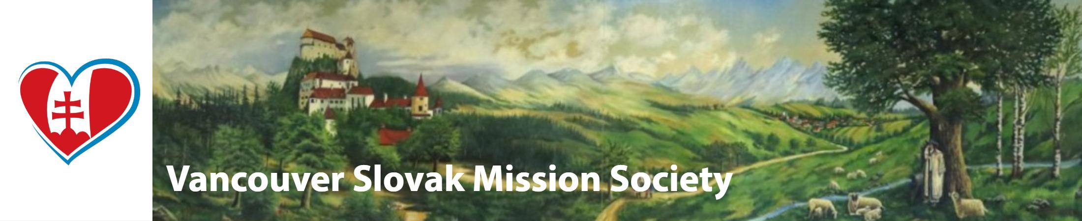 Vancouver Slovak Mission Society
